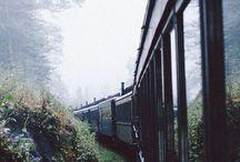 Train rides ✨
