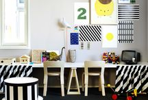Kids rooms / Inspiration for decorating kids rooms
