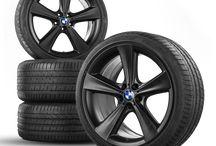 Original BMW Felgen / Räder / Leichtmetallfelgen von BMW sind vor allem aus optischen Gründen sehr beliebt, aber auch die Performance-Faktoren spielen eine Rolle.