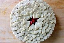 Food: Tarts, pies and cakes