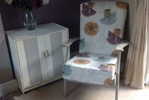 Nest Egg Upholstery (my projects) / 2013 to present