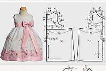 pola baju anak 1