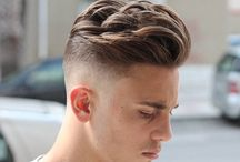 25 Cool Haircuts For Men / This is a collection of cool haircuts for men that we have seen created by the best barbers in the world thus far in 2016.  #menshair #menshairstyles #menshaircuts #haircuts #menshairstyles2016