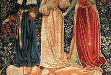 Средневековая шпалера