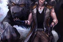 vérfarkas és más csákók aki nem Murasakibara...