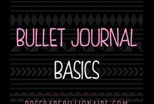 ..bullet journaling..