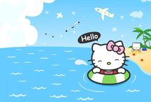 Hello Kitty / by Nicole Byrne