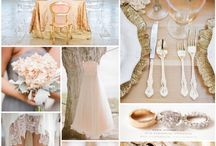 Rose Gold / by A Divine Event Design Studio
