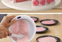 Κέικ με στρώσεις