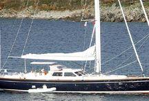 Sailing Yacht Adjutor