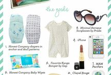 Babies!! / Baby necessities and baby shower ideas.