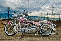 Customizowane motocykle