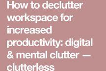 Digital de clutter