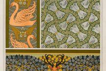 Art Nouveau. Eugene Samuel Grasset