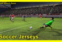 Soccer Jerseys / We have all your favourite brands like  Nike, Adidas, Puma, etc. So, Try some online shopping from a peter Wynn score without worrying about your online payment transaction because we are fully safe and secured when comes to online transactions.