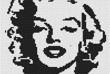 Marilyn Monroe a iné osobnosti