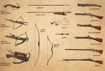 Weapons reference