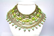Statement Jewelry / unique #statement #jewelry, large accessories, fashion