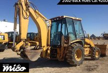 CAT 420D 0FDP07841 / Low-Hours Cat 420D 0FDP07841 Back Hoe for Sale. Visit Mico Equipment for Used & New Cat Heavy Back Hoes at Competitive Prices, Backed By Professional Support and Services.