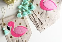Flamingo Decorations