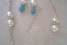 I miei bijoux / Piccola bigiotteria di ogni tipo dalla pià semplice alla più raffinata
