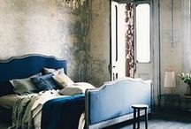 Bedrooms / by Nicola Chipps