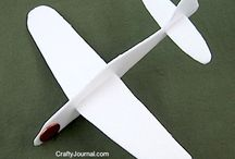 Profile RC Airplane