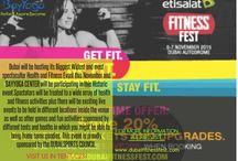 Etisalat Fitness Fest