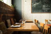 Must eat - Portland / Portland - our food-loving home.  Indulge at any of these places, and your tastebuds will be satisfied.