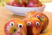 Kids Lunch Ideas / by Dana Evans