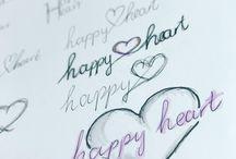 HAPPY HEART//Inspiration