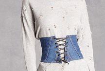 como usar os corsets