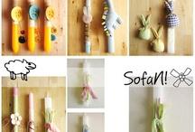 Πάσχα / Easter crafts
