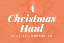 Christmassy Blog posts I heart