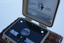 Portable Solar Generator / Portable Battery Charger Systems for turning sunlight into electricity.  / by Portable Solar Power Biz