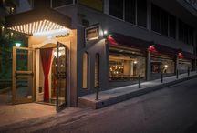 NIGHTJAR AMERICAN BAR-RESTAURANT by Manousos Leontarakis & Associates / NIGHTJAR, Heraklion, Crete, GREECE