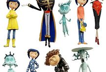 мультяшные персонажи