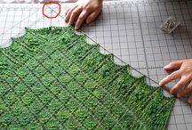 crochet/knitting techniques / by Mandy Haynes