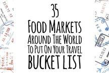 Markets Around The World / Markets from around the World
