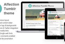 Plantillas Tumblr para SWM Free / Plantillas Tumblr recomendadas por usuarios