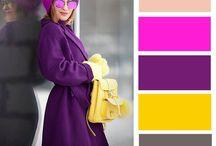 Paletas de color ropa