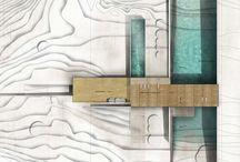 plan + facades architecture