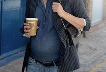 Pregnant Street Style