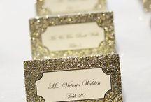 Wedding Invitations Glitter