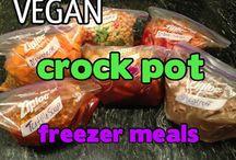 Vegan Crock Pot / by Quinessa Passey