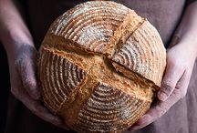 Recetas de pan / Todo tipo de recetas relacionadas con la panificacion