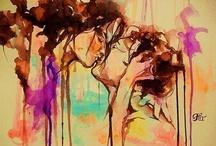 Art Work / by BELLE عنيف