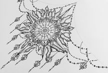 Sternum tattoo ideas