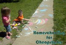 Homeschool / by Samantha Stillman