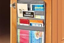 organize / by Jackie - Bear's mom